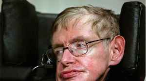 News video: Stephen Hawking's Last Paper May Prove Multiverse