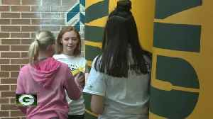 News video: Packers host Project Play 60 at Lambeau Field