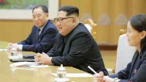 News video: US And North Korean Representatives Set To Meet In Finland