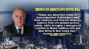 News video: California City May Exempt Itself From Sanctuary State Law Over Lack of Constitutionality