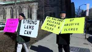 News video: I-TEAM: Survivor calls on Bishop Malone to release names and files of abusive priests