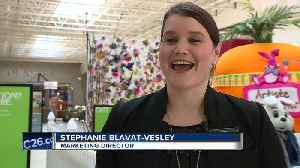 News video: Caring Bunny to help special needs make memories kids at Bay Park Square Mall