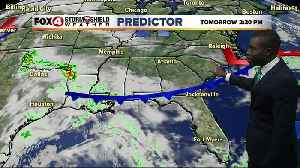 News video: Warming up ahead of our next front