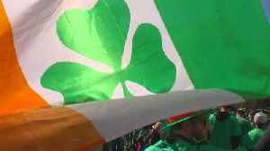 St. Patrick's Day Parade Paints St. Paul Green [Video]