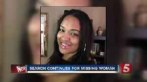 News video: Search For Missing Woman Continues