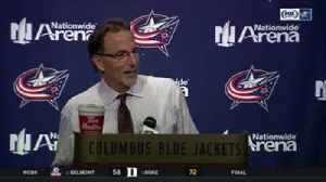 News video: John Tortorella letting the Blue Jackets play it out during seven game win streak