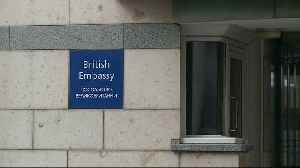 News video: Russia expels 23 UK diplomats over spy poisoning row