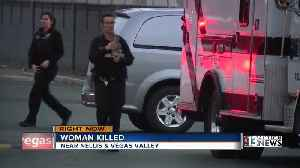News video: Woman killed inside apartment