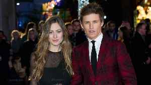 News video: Eddie Redmayne and Wife Hannah Welcome Baby No. 2