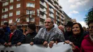 News video: Meet the rebellion of Spain's 'indignados' pensioners
