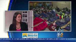 News video: Covenant House 'Sleeps Out' For Homeless Youth
