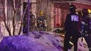 News video: 1 Killed In Minneapolis House Fire