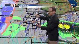 News video: Jeff Penner Sunday Afternoon Forecast Update 3 18 18
