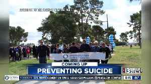 News video: Out of the Darkness Community Walk raises attention on suicide prevention