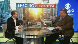 News video: Facing South Florida: One-On-One With Florida Rep. Jared Moskowitz Part II