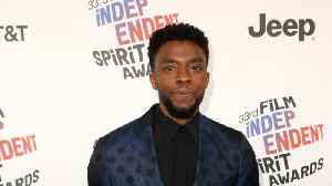 News video: Chadwick Boseman to Host 'Saturday Night Live' Next Month
