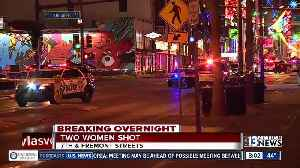 News video: Two women shot near 7th and Fremont