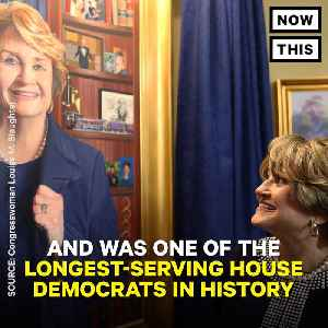 News video: The Life Of Late NY Congresswoman Louise Slaughter
