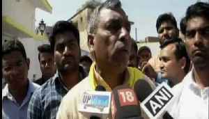 UP cabinet minister Om Prakash Rajbhar attacked Yogi Government