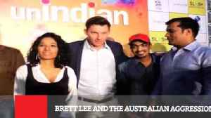 News video: Brett Lee And The Australian Aggression
