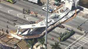 News video: Six People Killed in Florida Bridge Collapse Have Been Identified