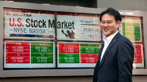 News video: Shares On Cold Streak Amid Interest Rate Fears