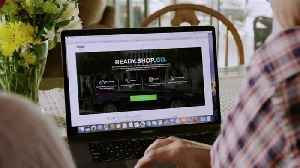 News video: Ford unveils Ready.Shop.Go online car-shopping to reduce dealership wait time