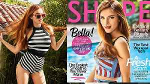 News video: Bella Thorne's Workout Plan And How She TACKLES Bullies