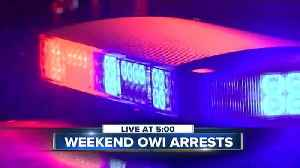 18 OWI arrests over St. Patrick's Day weekend, sheriffs cracking down [Video]