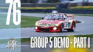News video: 76MM Group 5 High-Speed demo pt. 1