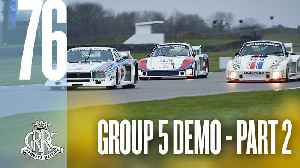 News video: 76MM Group 5 High-Speed demo pt. 2