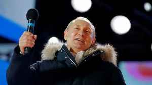 News video: Russia election: Putin wins a landslide