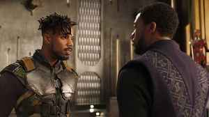 News video: 'Black Panther' Holds the No. 1 Spot for 5th Straight Week