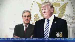 News video: President Trump Blasts Mueller Probe