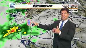 News video: 13 First Alert Weather for March 18