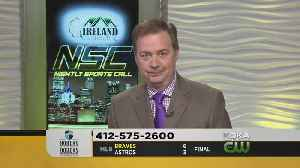 News video: Ireland Contracting Sports Call: March 18, 2018 (Pt. 2)