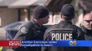 News video: Another Austin Explosion Injures 2 Men