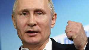 News video: Putin Wins Landslide Victory In Russian Presidential Election