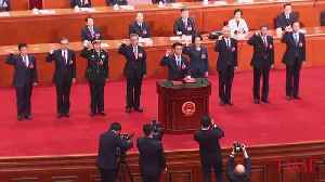 News video: These Are the Men (and One Woman) Filling China's Top Posts