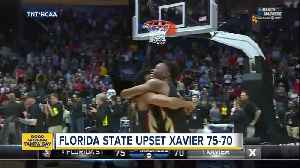 News video: FSU comeback and payback as Seminoles oust top-seeded Xavier
