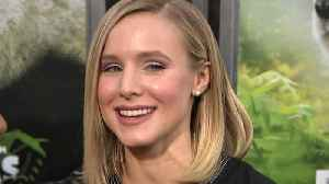 News video: Kristen Bell's Daughters Watch One Type of Show More Than Any Other