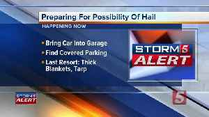 News video: Protecting Your Car From Hail Damage