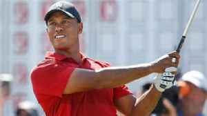 News video: Cris Carter reveals why he's optimistic about Tiger Woods heading into The Masters