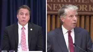 News video: 'Time's Up' Urging Investigation of Manhattan District Attorney