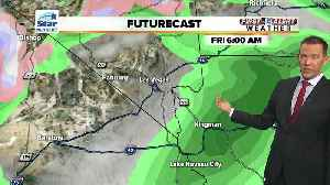 News video: 13 First Alert Las Vegas Weather for March 19 Morning