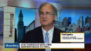 News video: Will an AT&T-Time Warner Merger Diminish Competition?