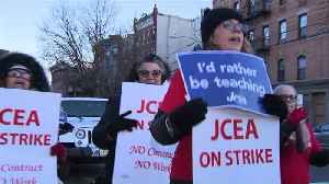 News video: Classes Resume After Jersey City Teachers Union, School District Reach Deal
