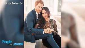 News video: New Report: Prince Harry & Meghan Markle's Wedding Could Boost U.K. Economy By $1.4 Billion