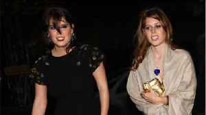 News video: Princess Eugenie Gets Into Instagram With Pic Of Princess Beatrice