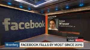 Brian Wieser Says GDPR Is Causing Slower Growth at Facebook